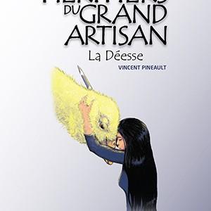 Page couverture; Les héritiers du Grand Artisan;vol. II